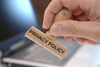 privacy policy stamp